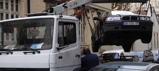 Récupérer votre voiture à la fourrière de Nantes