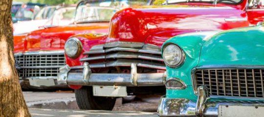 Séminaire voiture ancienne